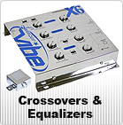 Crossovers and Equalizers