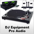 DJ Equipment / Pro Audio