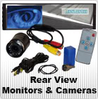 Rear View Monitors and Cameras